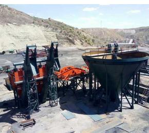 府谷60万吨洗煤厂