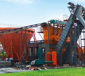 110-120万吨成套洗煤设备